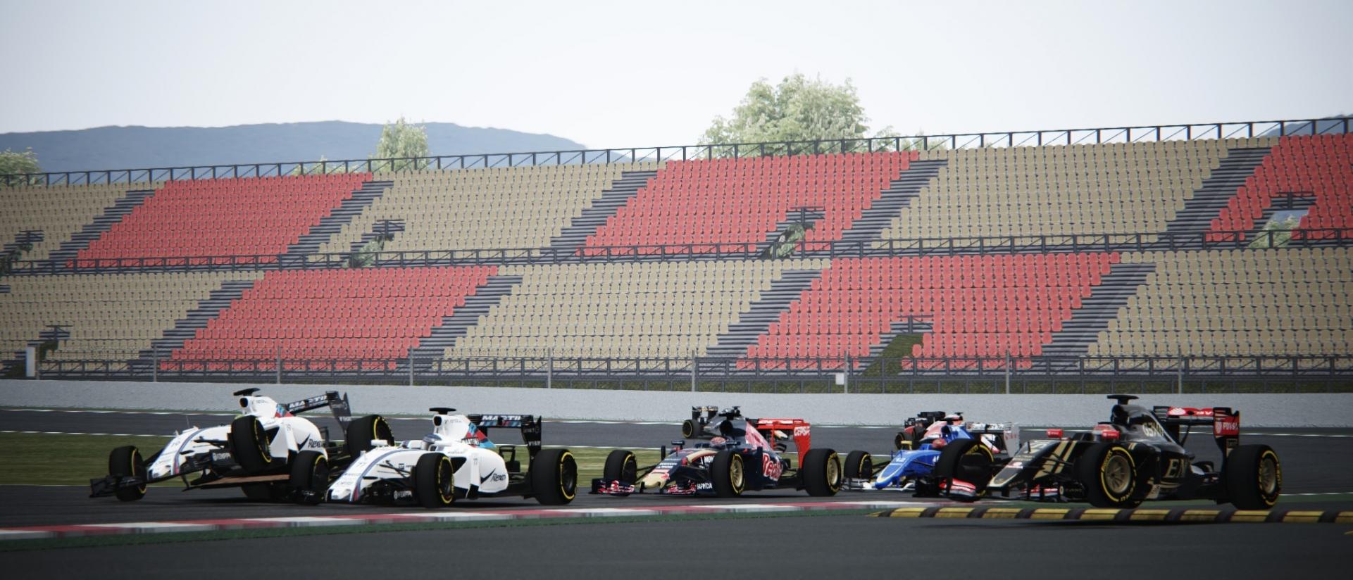 Assetto Corsa - ACFL F1 2015 Catalunya 03