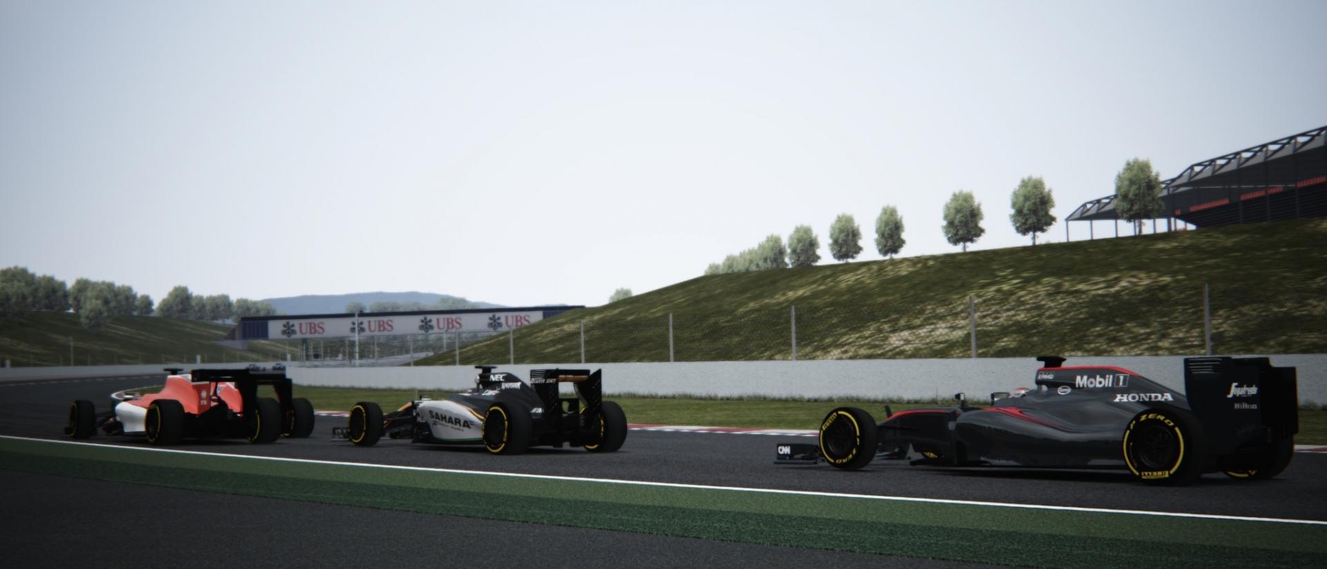 Assetto Corsa - ACFL F1 2015 Catalunya 08