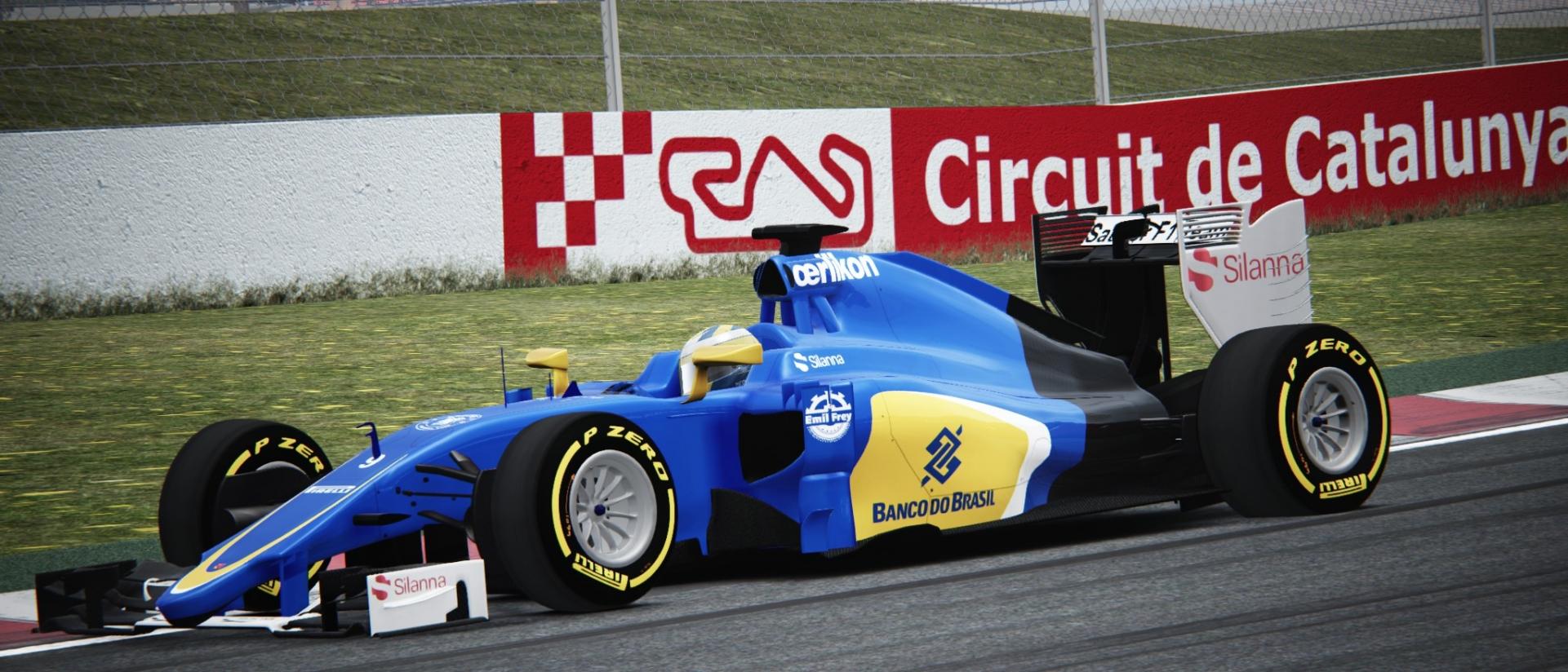 Assetto Corsa - ACFL F1 2015 Catalunya 09