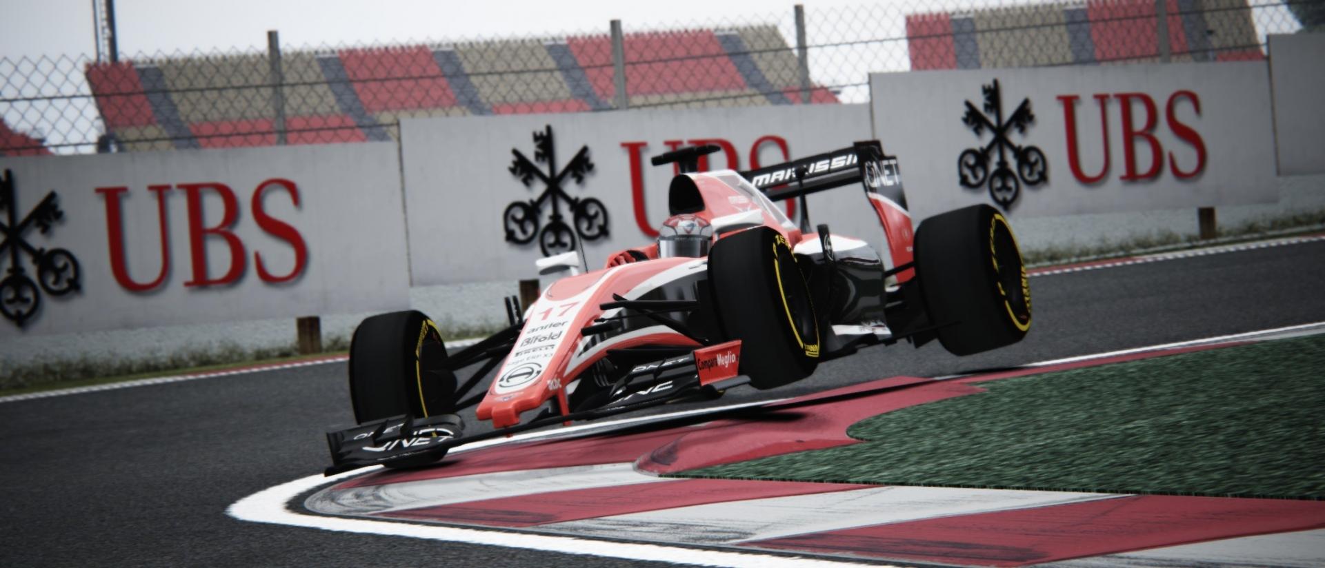 Assetto Corsa - ACFL F1 2015 Catalunya 12