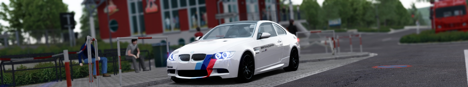 Assetto Corsa - M3 @ 'Ring #1