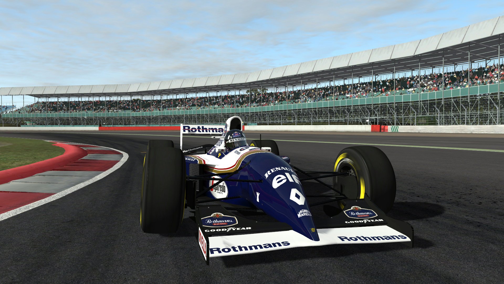 Williams at Silverstone