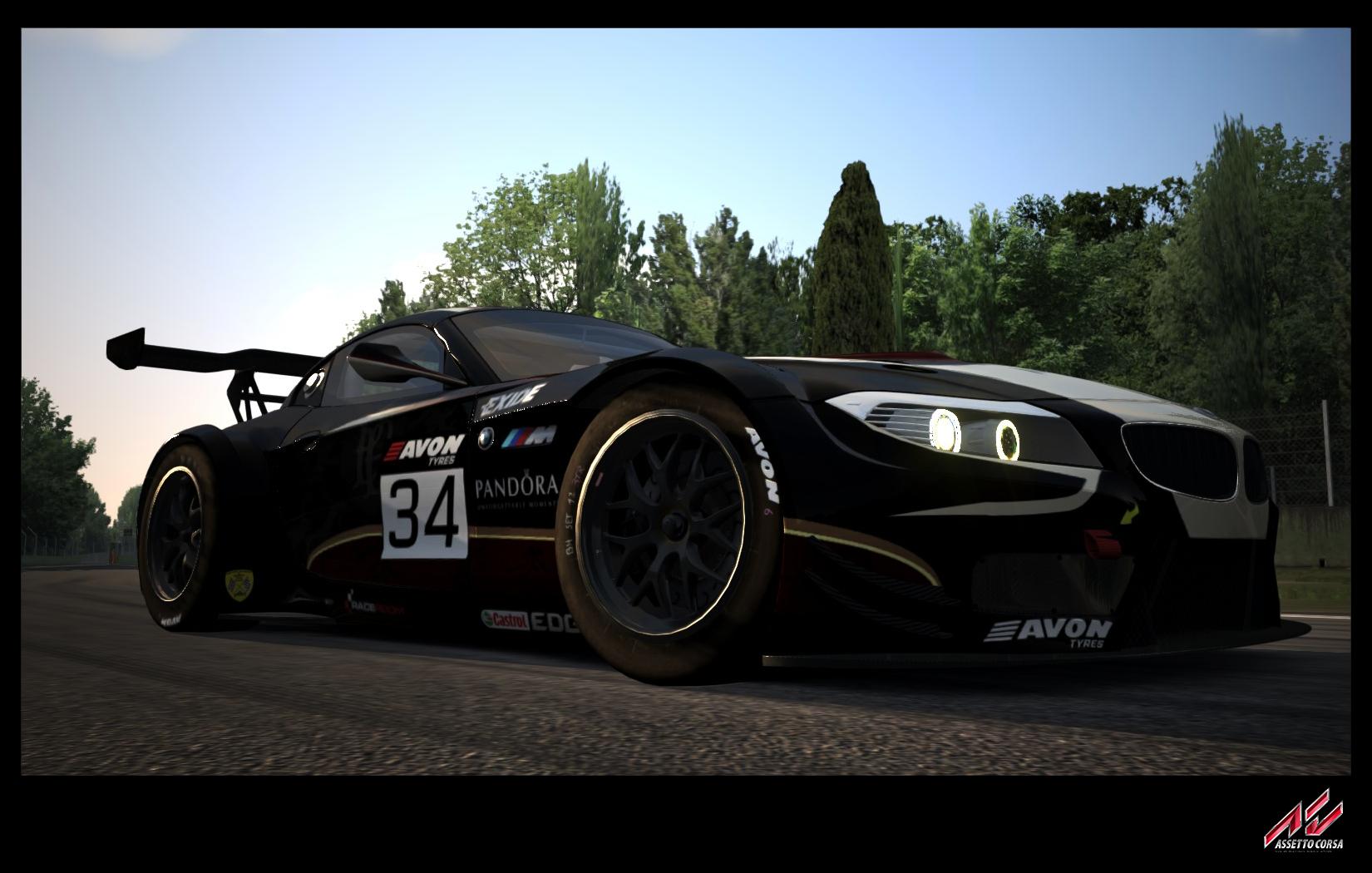 Z4 GT3 @Imola