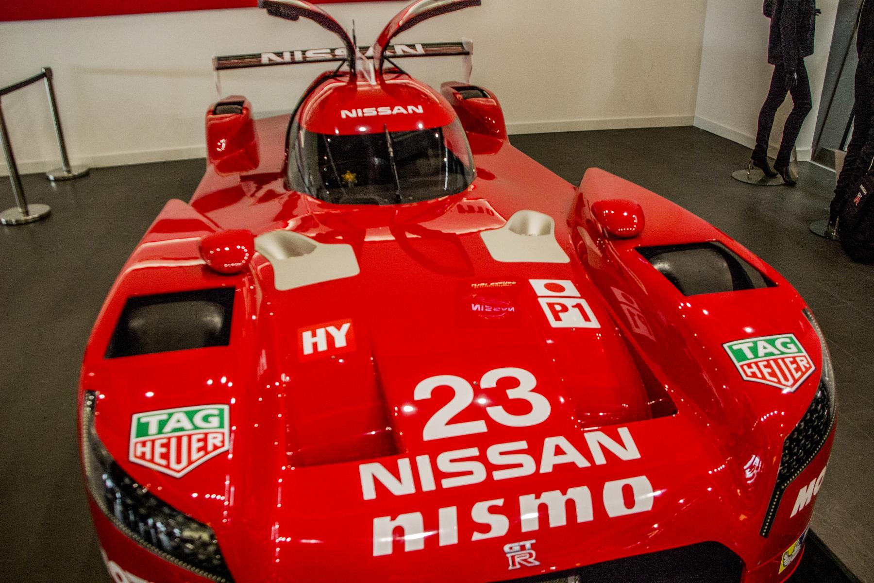 Nissan LMP1 @ ADAC 24H Nürburgring