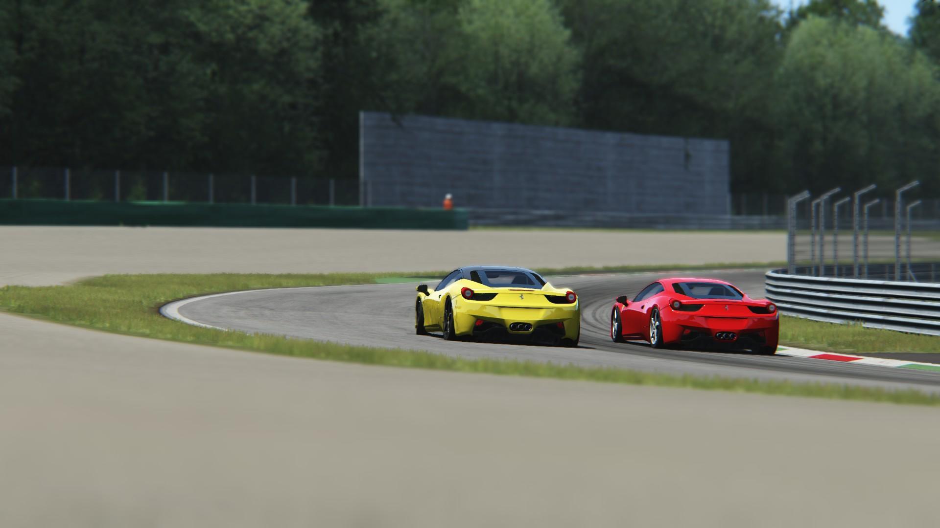 Assetto Corsa - Monza Club Race