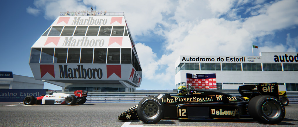 Assetto Corsa Lotus 98T Battle 01