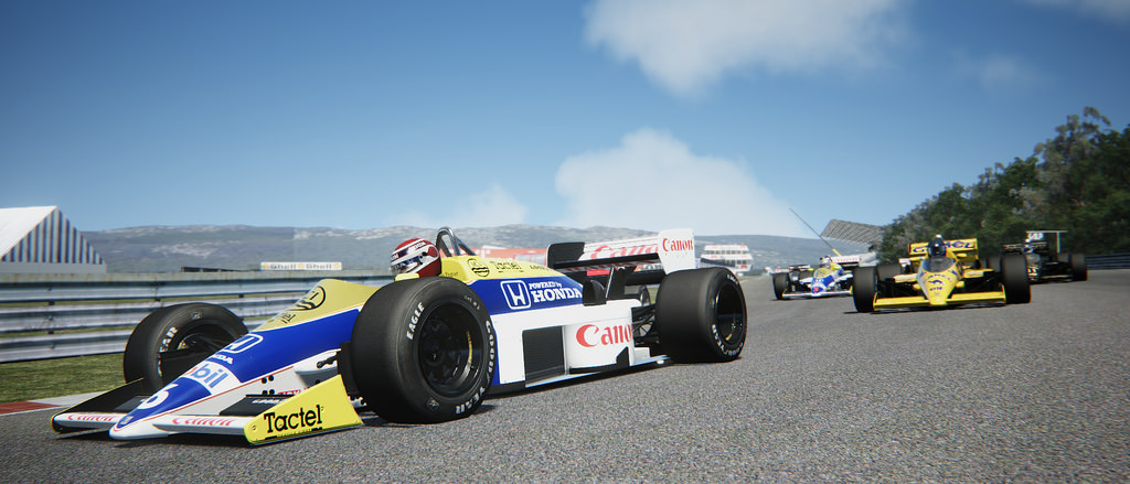 Assetto Corsa Lotus 98T Battle 02
