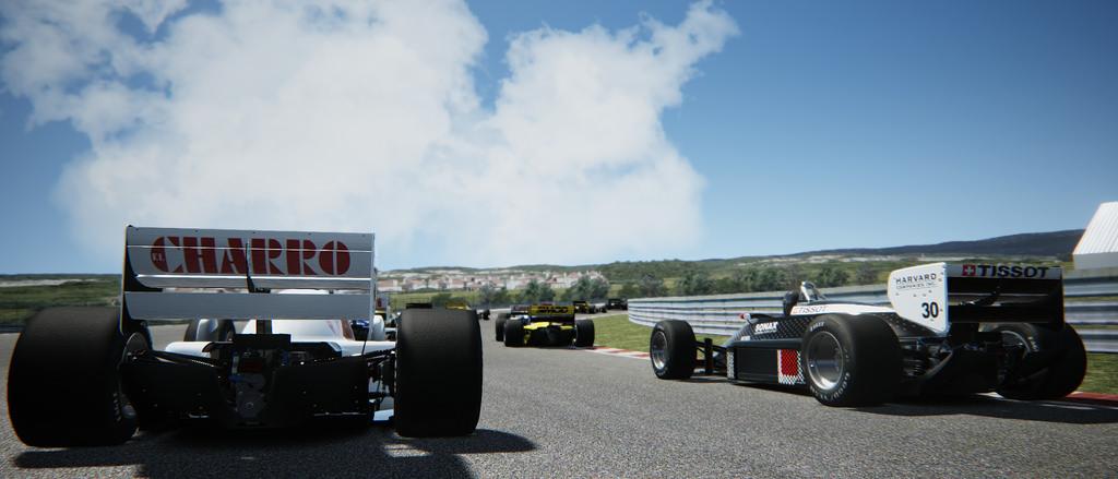 Assetto Corsa Lotus 98T Battle 03