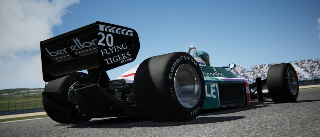 Assetto Corsa Lotus 98T Battle 05