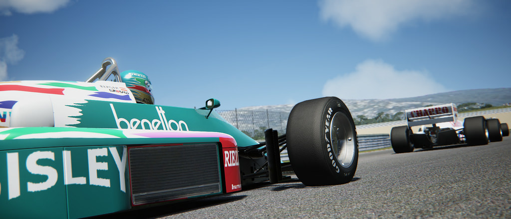 Assetto Corsa Lotus 98T Battle 09