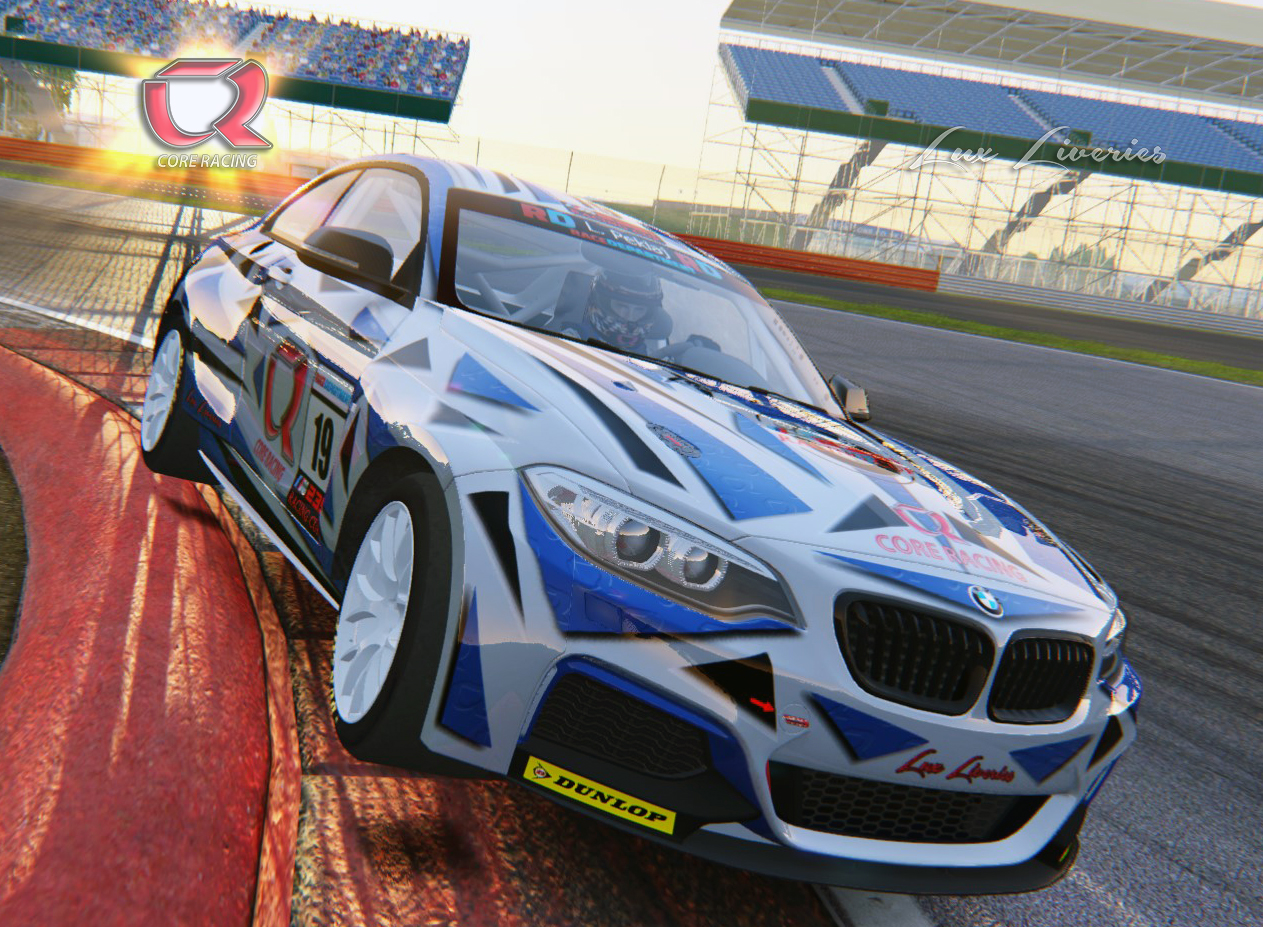 AC CORE Racing BMW 235i