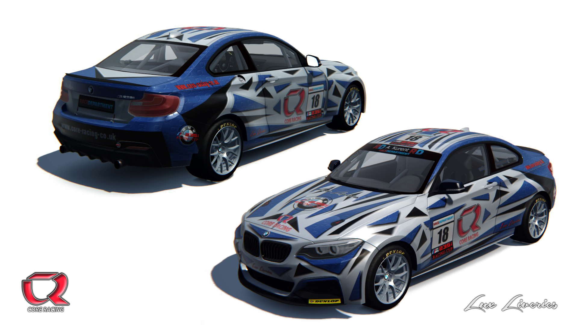 AC CORE Racing BMW 235i