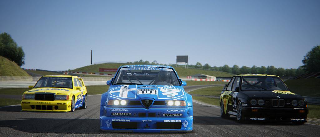 Assetto Corsa - Classic DTM