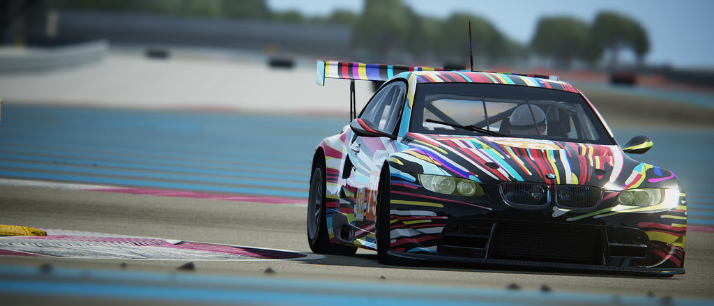Assetto Corsa - BMW Paul Ricard 03