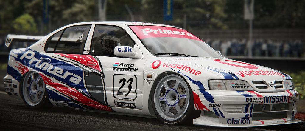 Assetto Corsa - Primera vs Vauxhall 01
