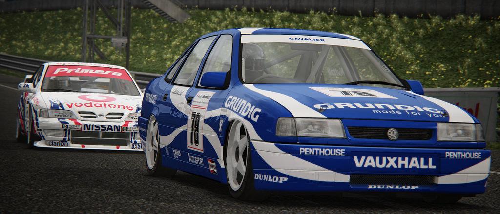 Assetto Corsa - Primera vs Vauxhall 02