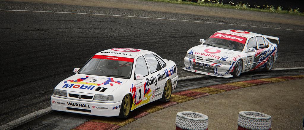 Assetto Corsa - Primera vs Vauxhall 03