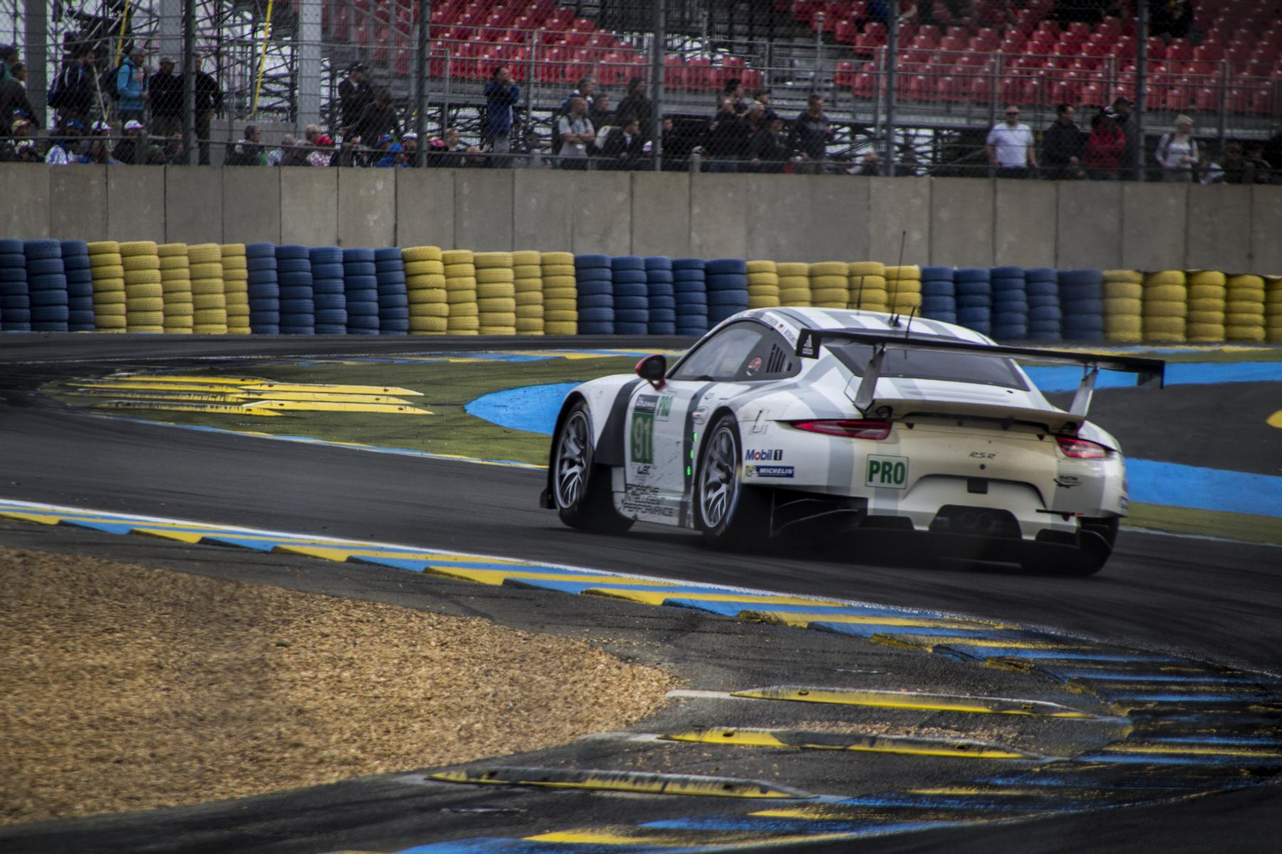 Le Mans 2015 Tease