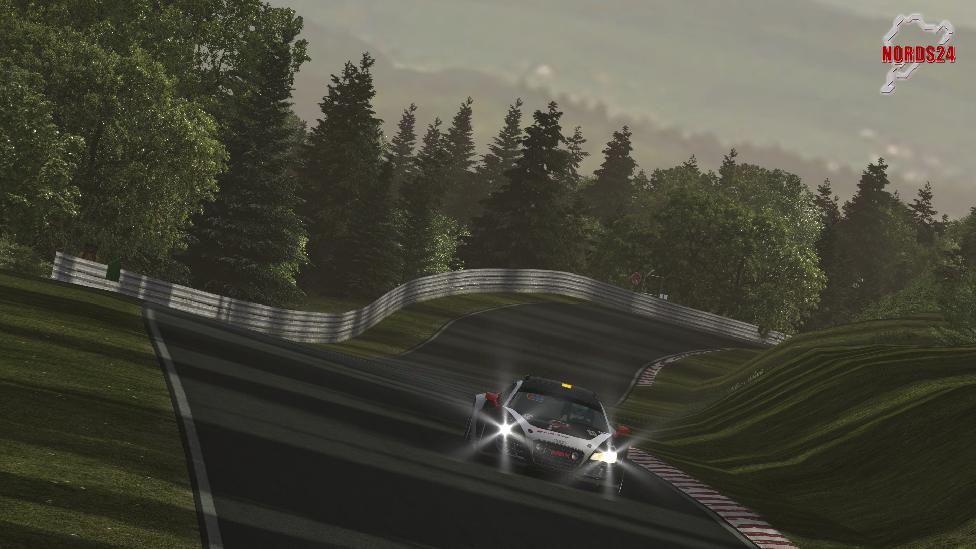 24 hours of the Nordschleife