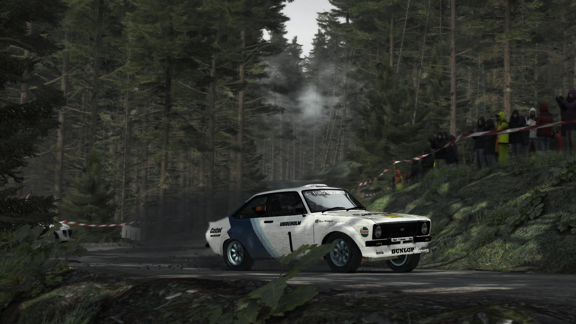 Escort Mk II in Wales (Sweet Lamb)