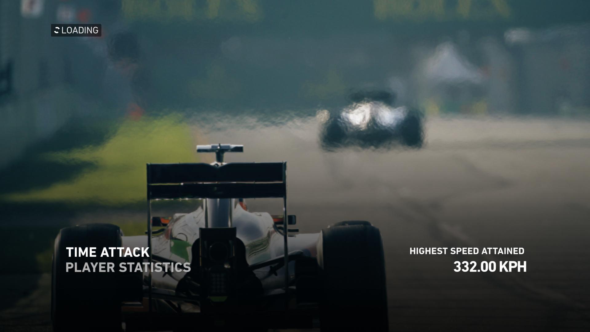 F1 2014 Loading Screen #8