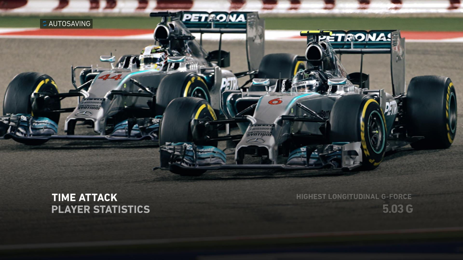 F1 2014 Loading Screen #11