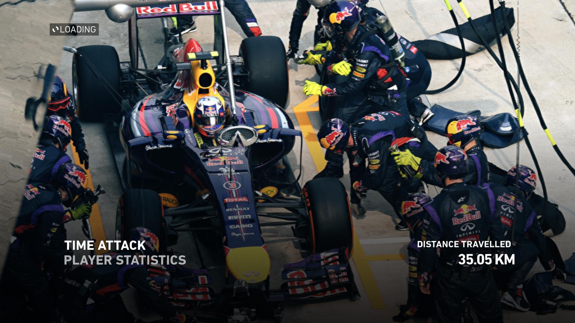F1 2014 Loading Screen #12