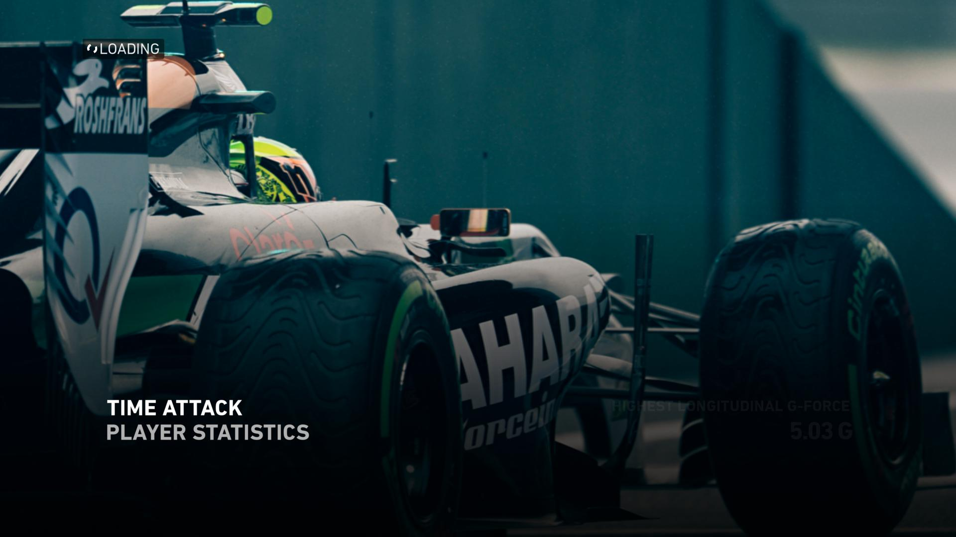 F1 2014 Loading Screen #13
