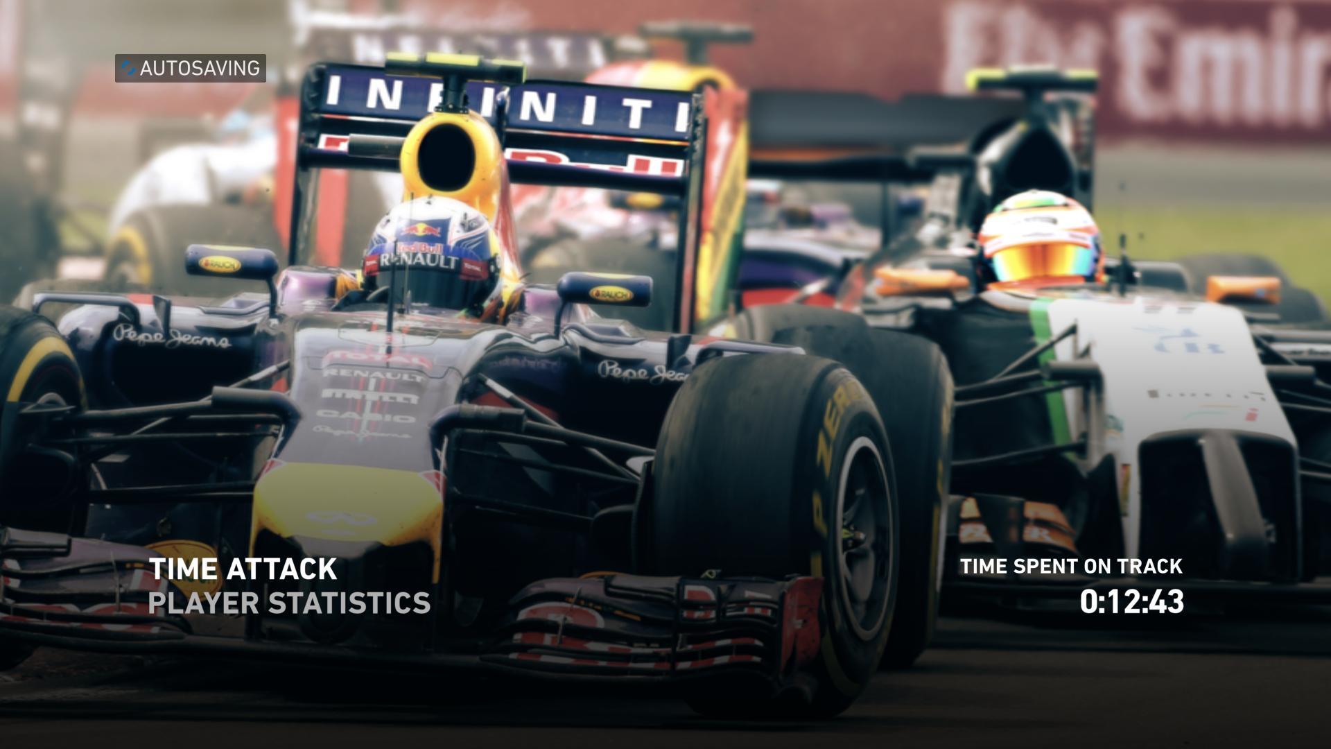 F1 2014 Loading Screen #14