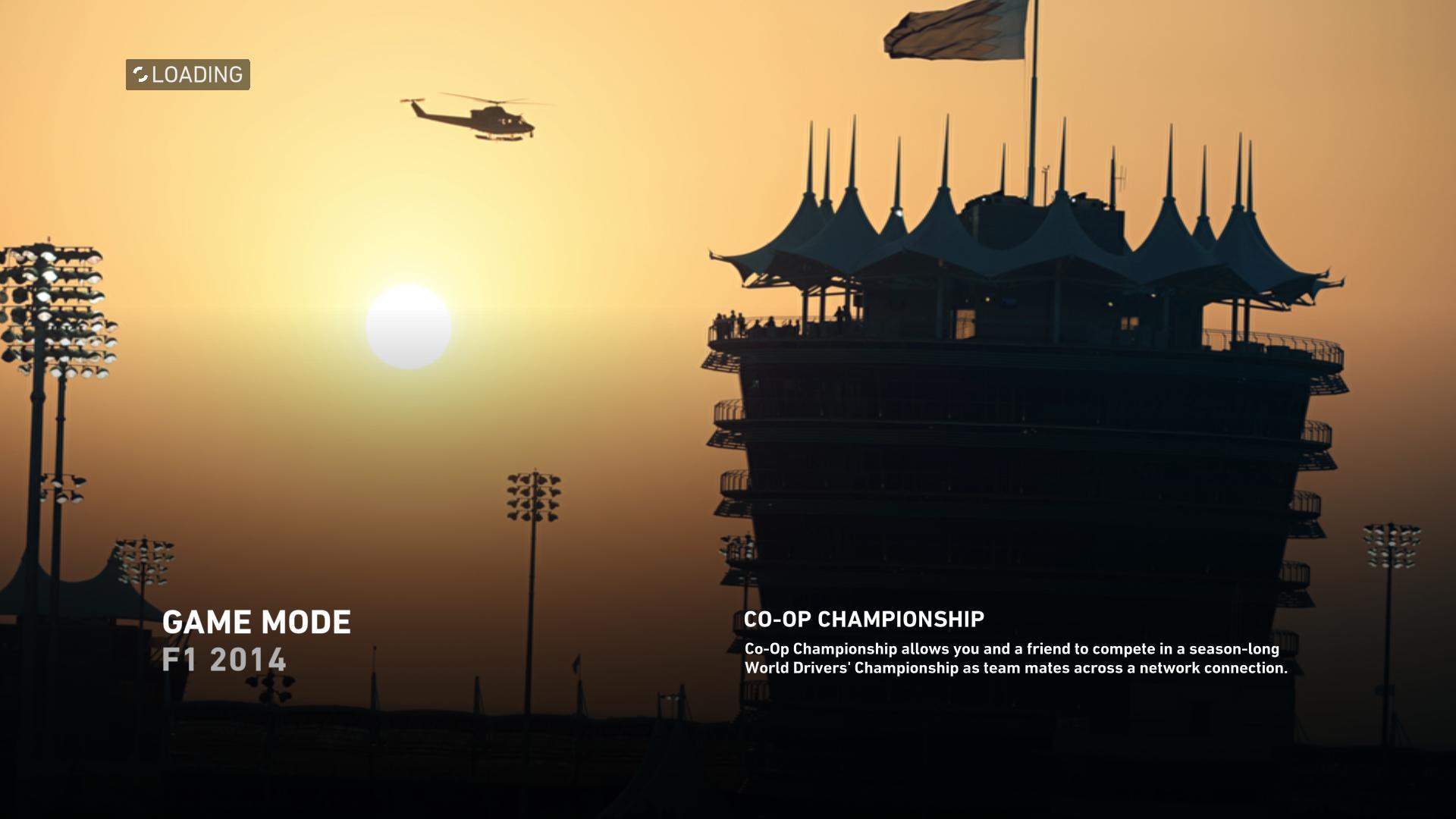F1 2014 Loading Screen #17