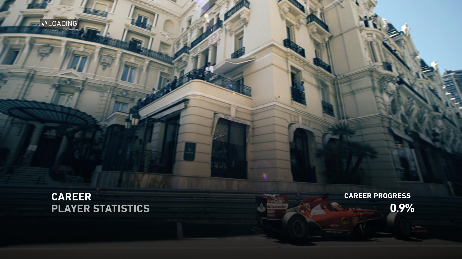 F1 2014 Loading Screen #20