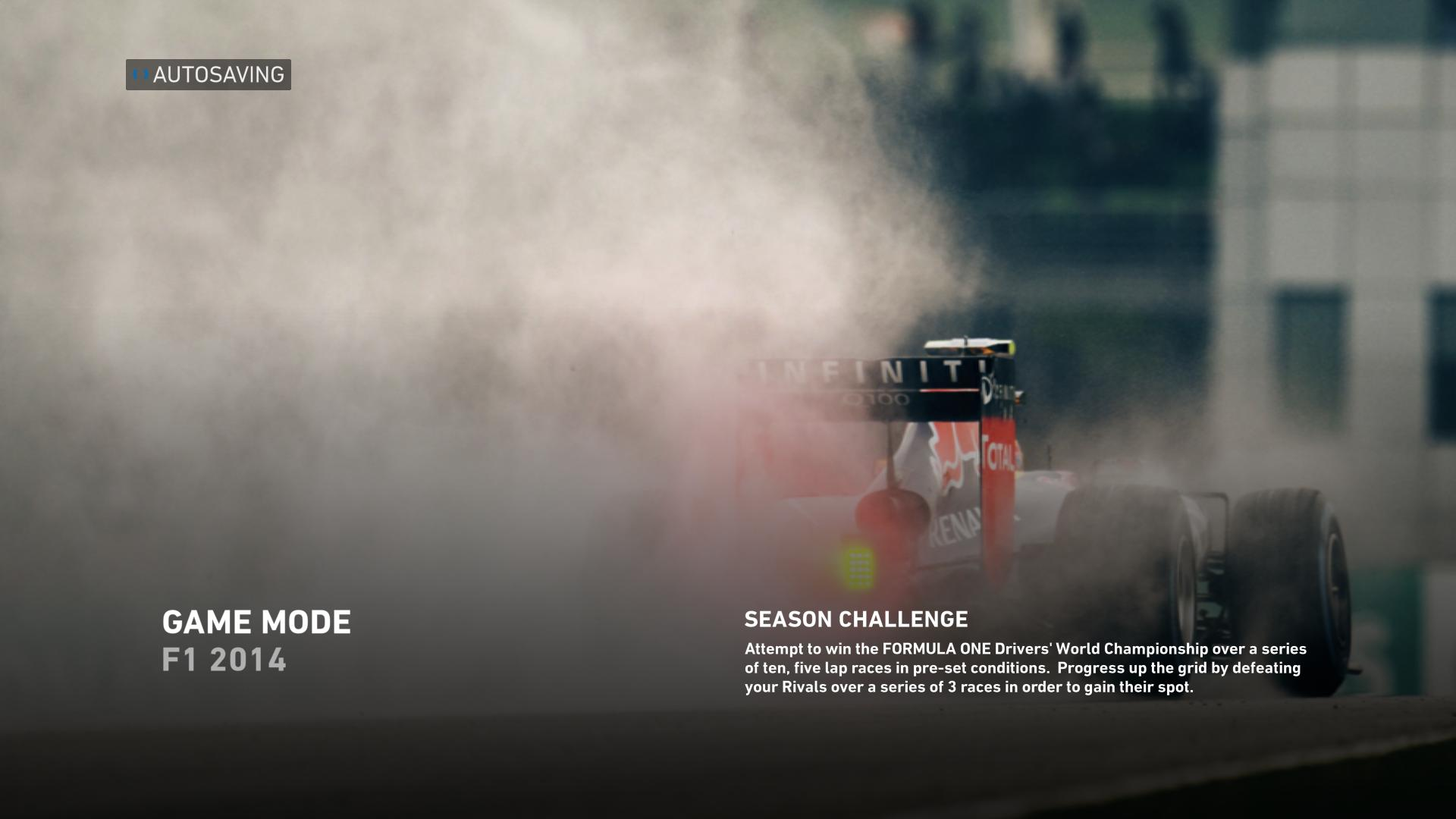 F1 2014 Loading Screen #21