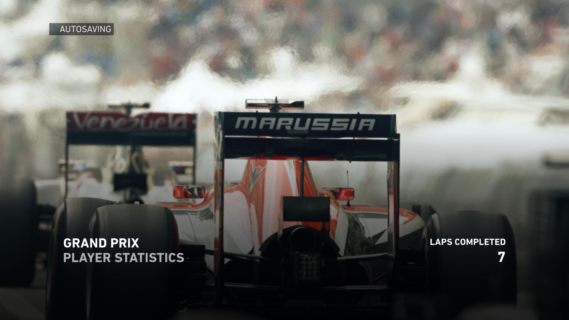 F1 2014 Loading Screen #24
