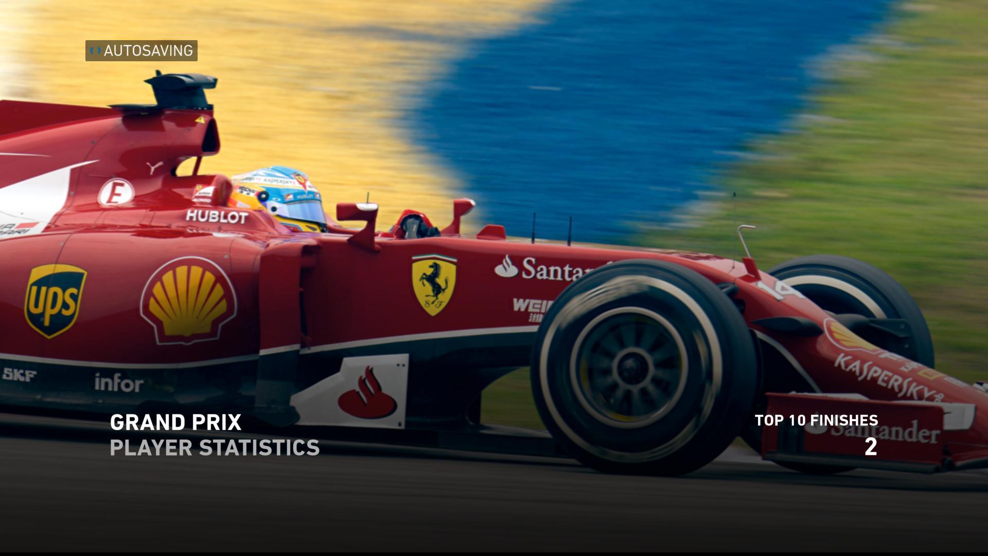 F1 2014 Loading Screen #26