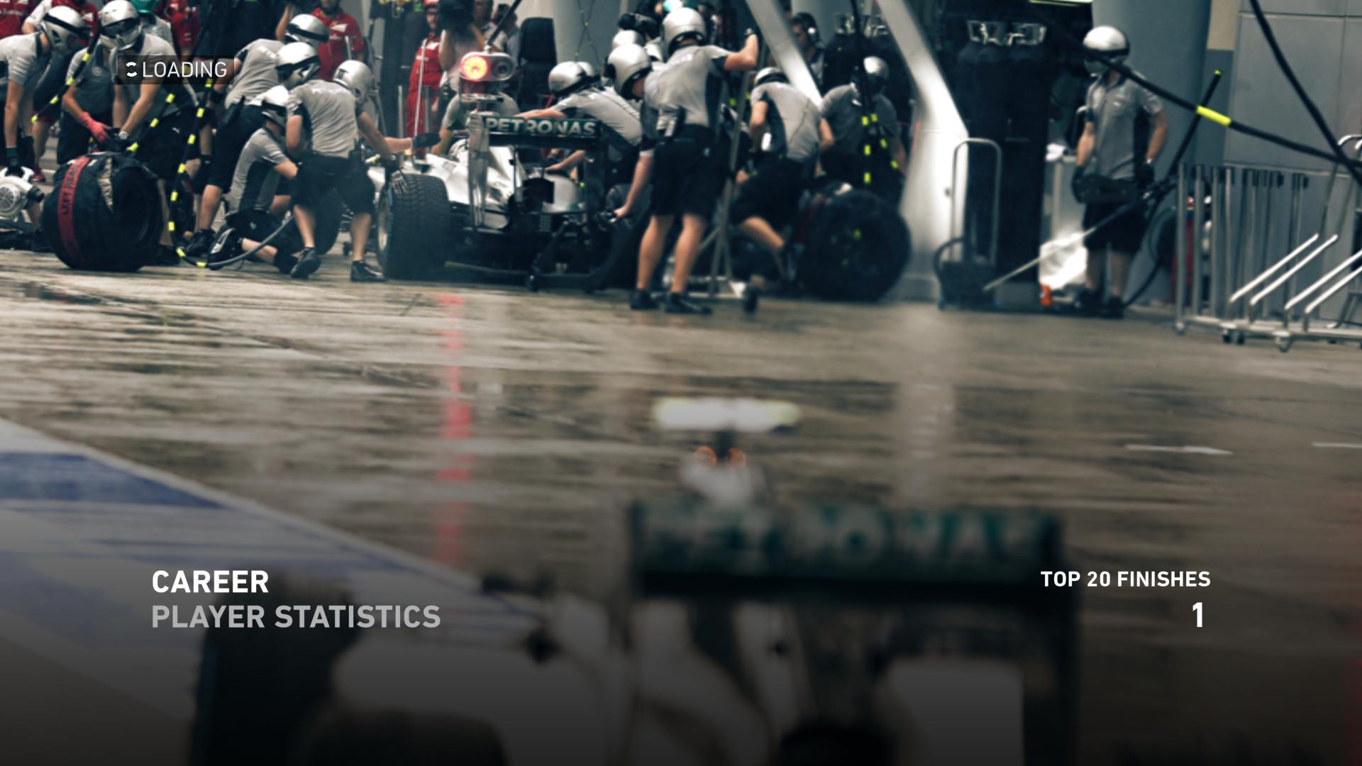 F1 2014 Loading Screen #27