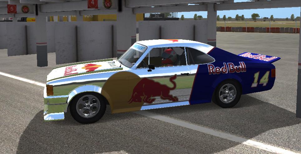 Red Bull Racing Opala 86