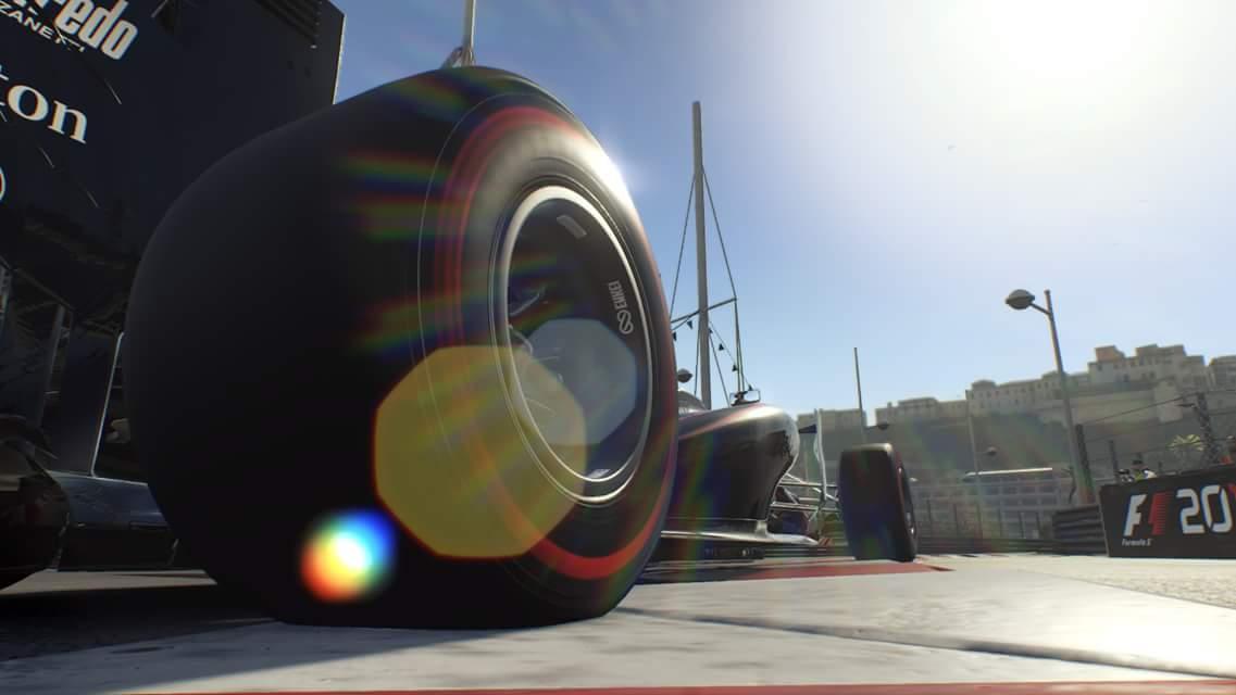 PC - McLaren Honda @ the Monaco GP