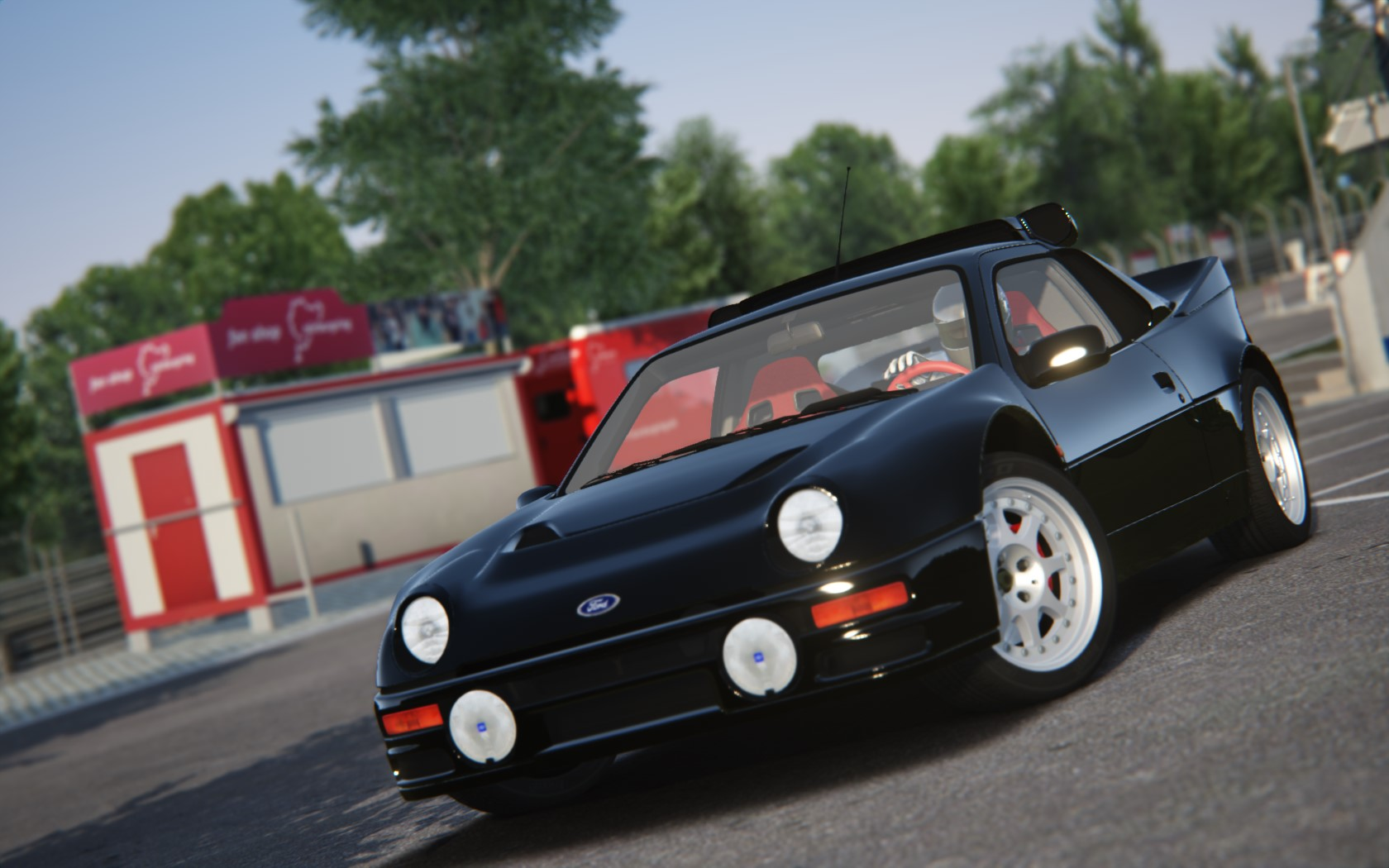 Ford RS200 - AC