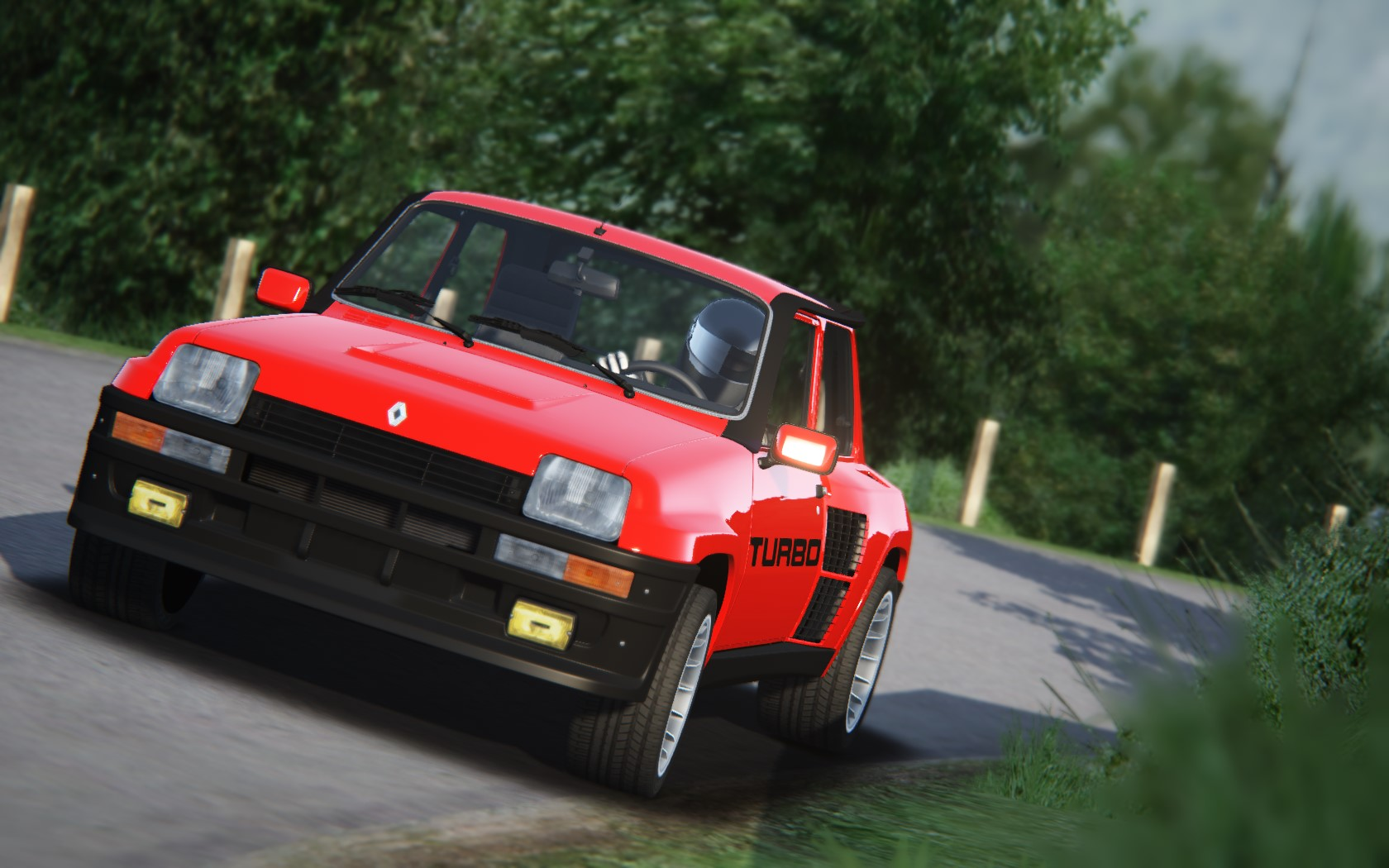 Renault 5 Turbo - AC