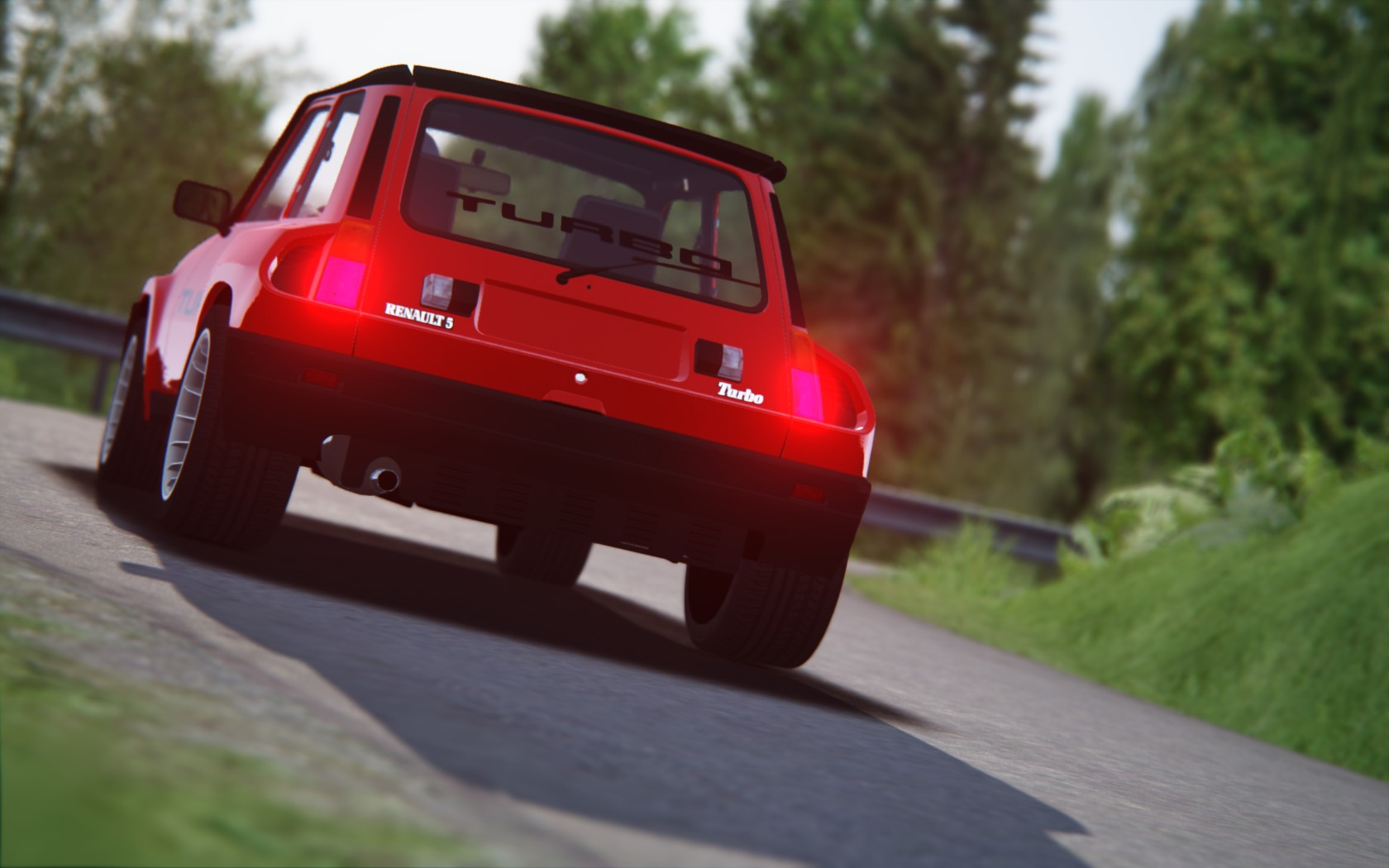 Renault 5 Turbo - AC