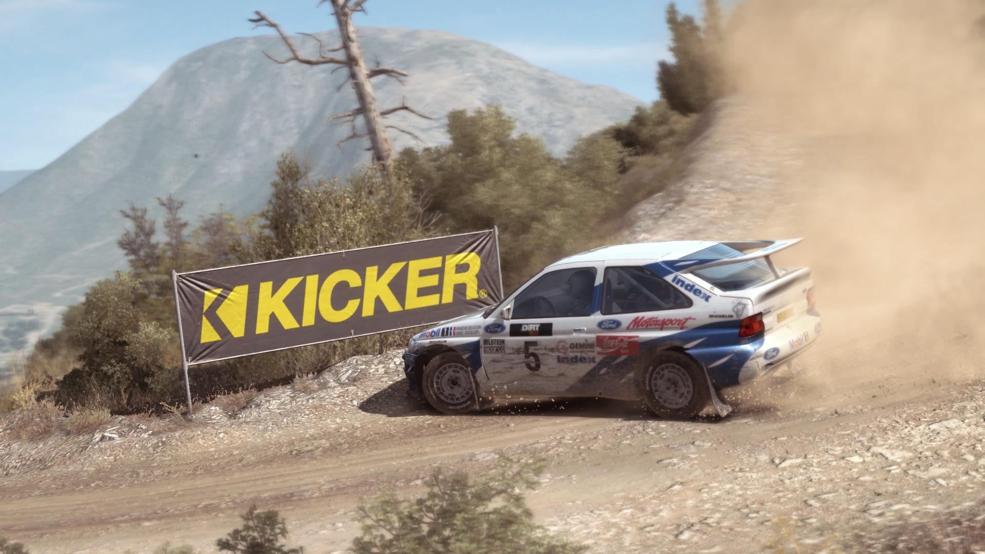 DiRT Rally - Handbrake!