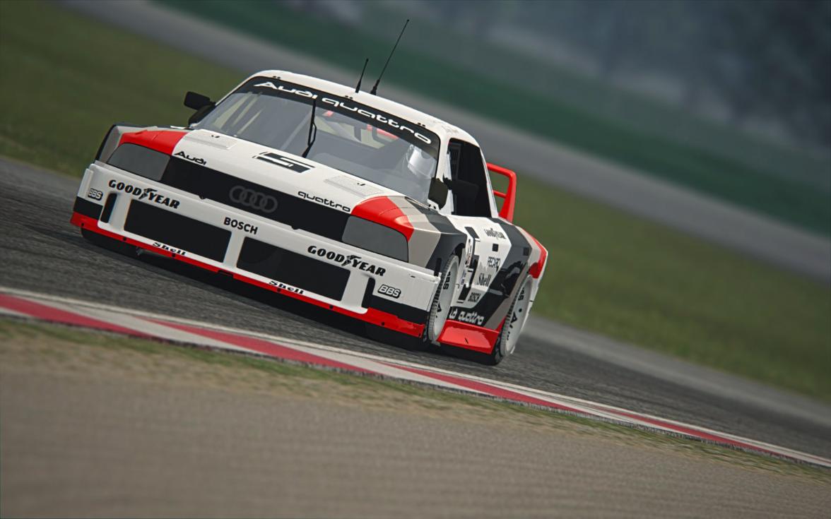 Audi IMSA GTO Assetto Corsa