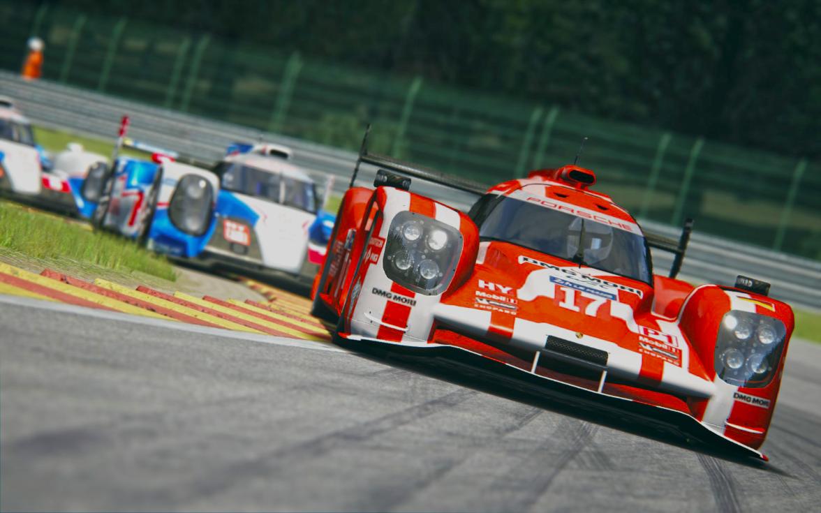 LMP1 Assetto Corsa