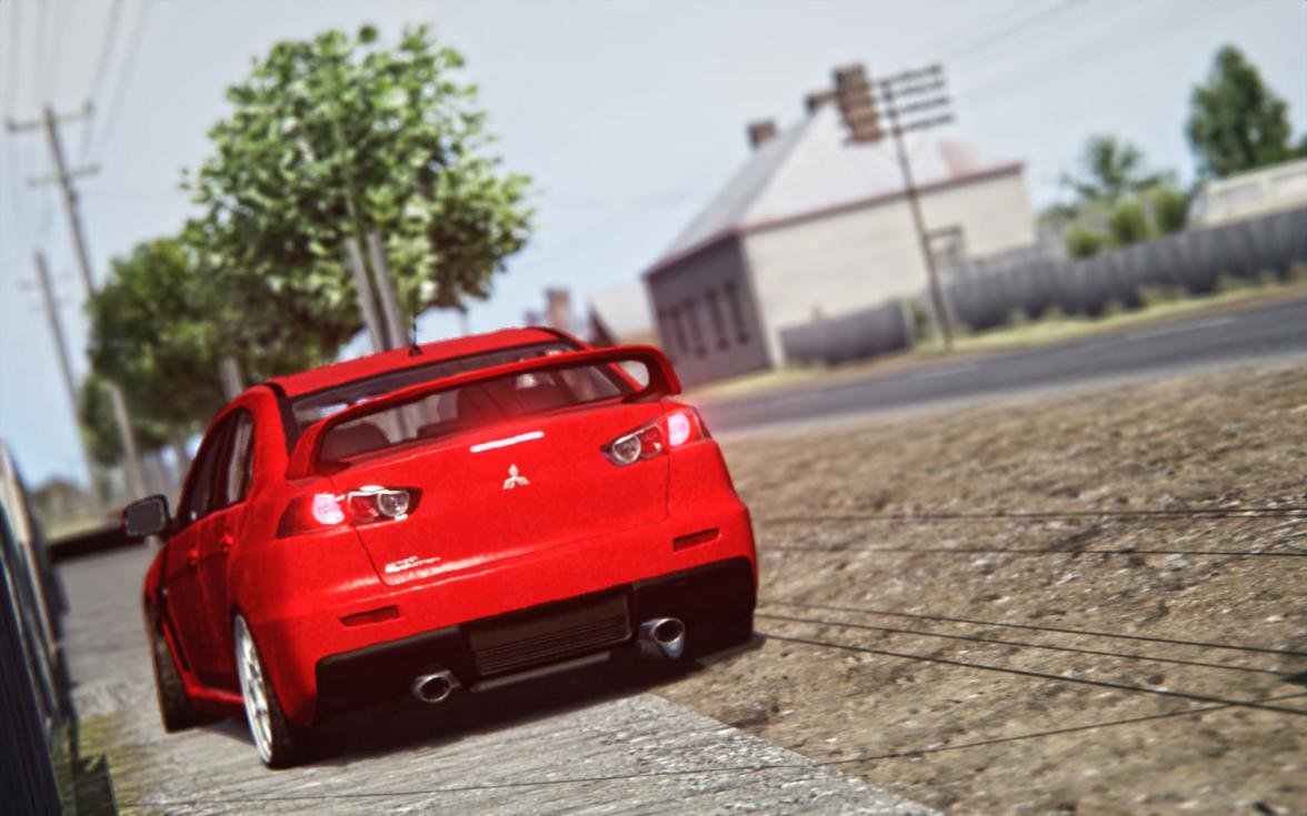 EVO X - Assetto Corsa
