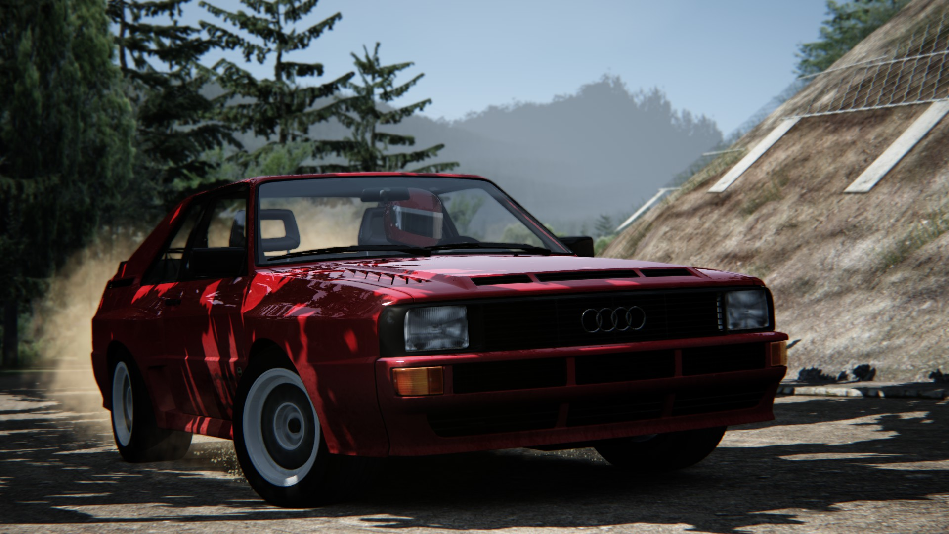Assetto corsa Bonus DLC Audi Quattro 01