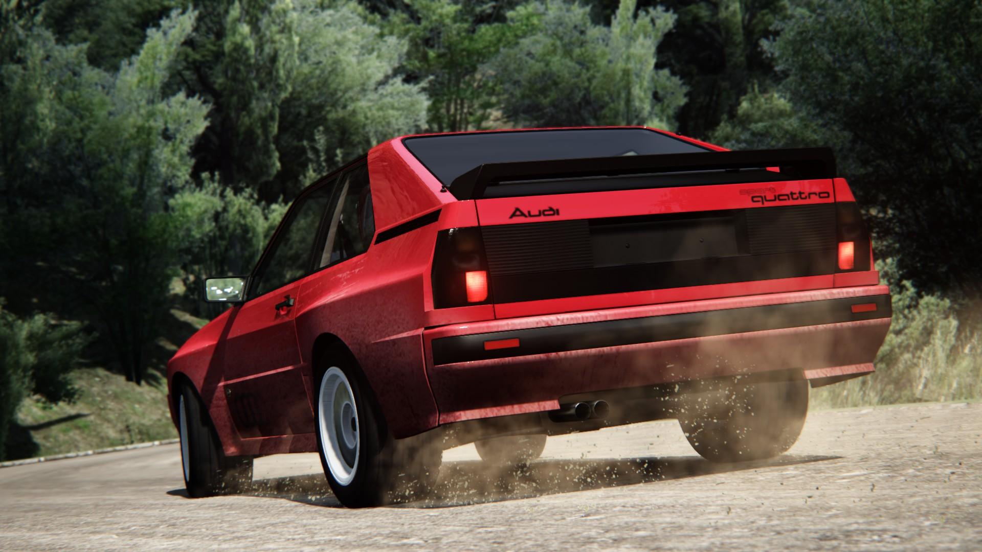 Assetto corsa Bonus DLC Audi Quattro 02