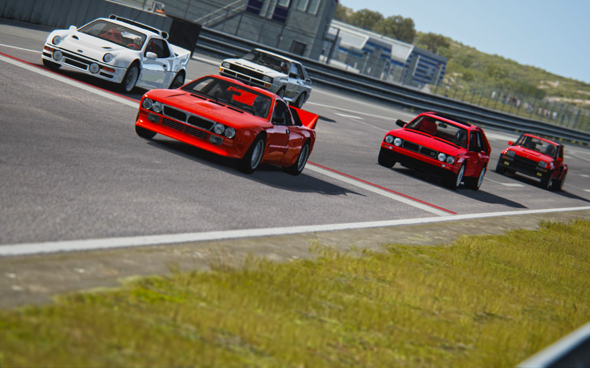 Family Photo - Assetto Corsa