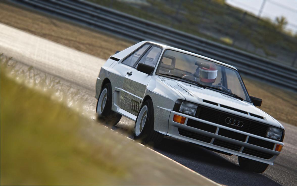 Audi S.Q. -  Assetto Corsa