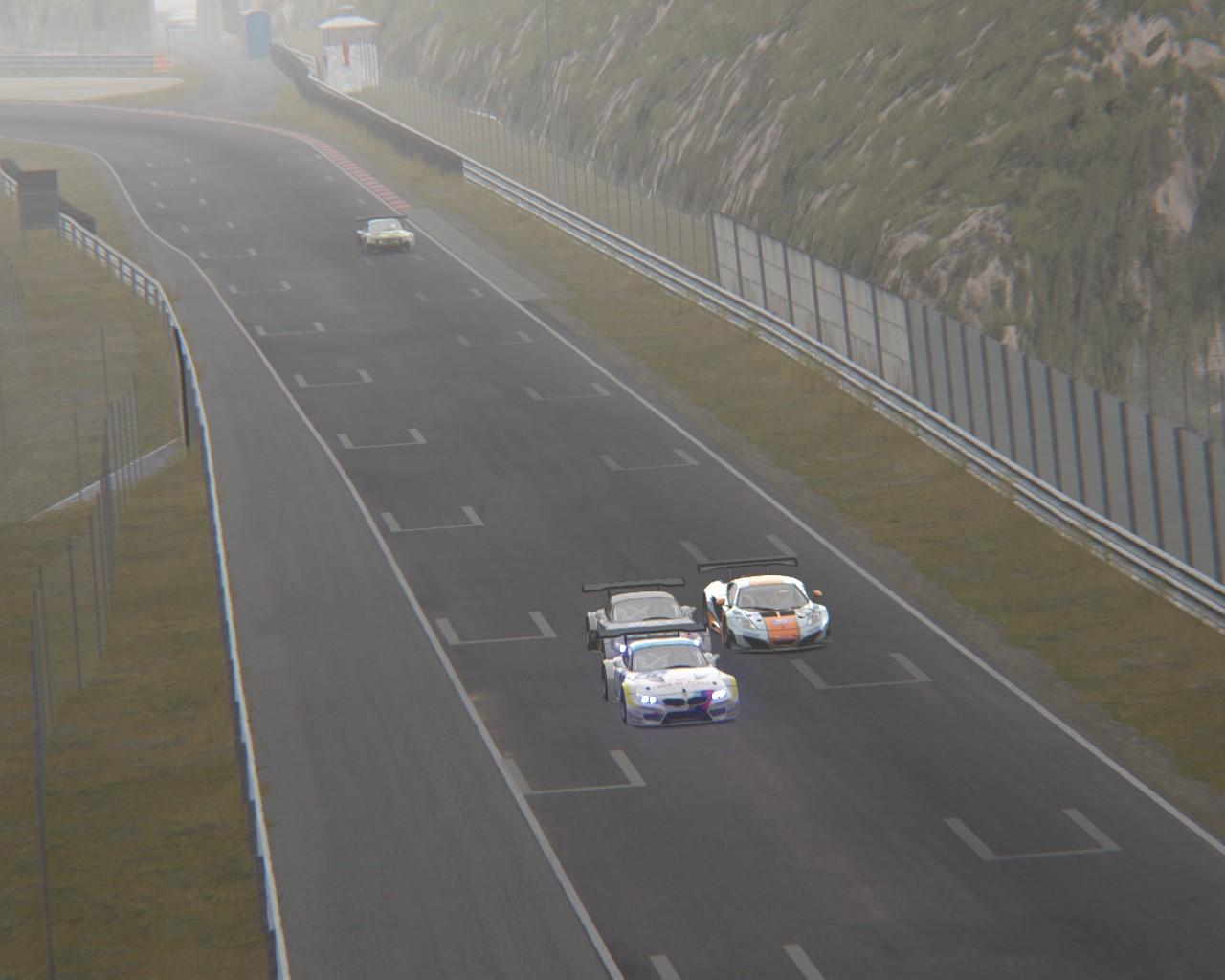 Zandvoort GT3 Drafting 2