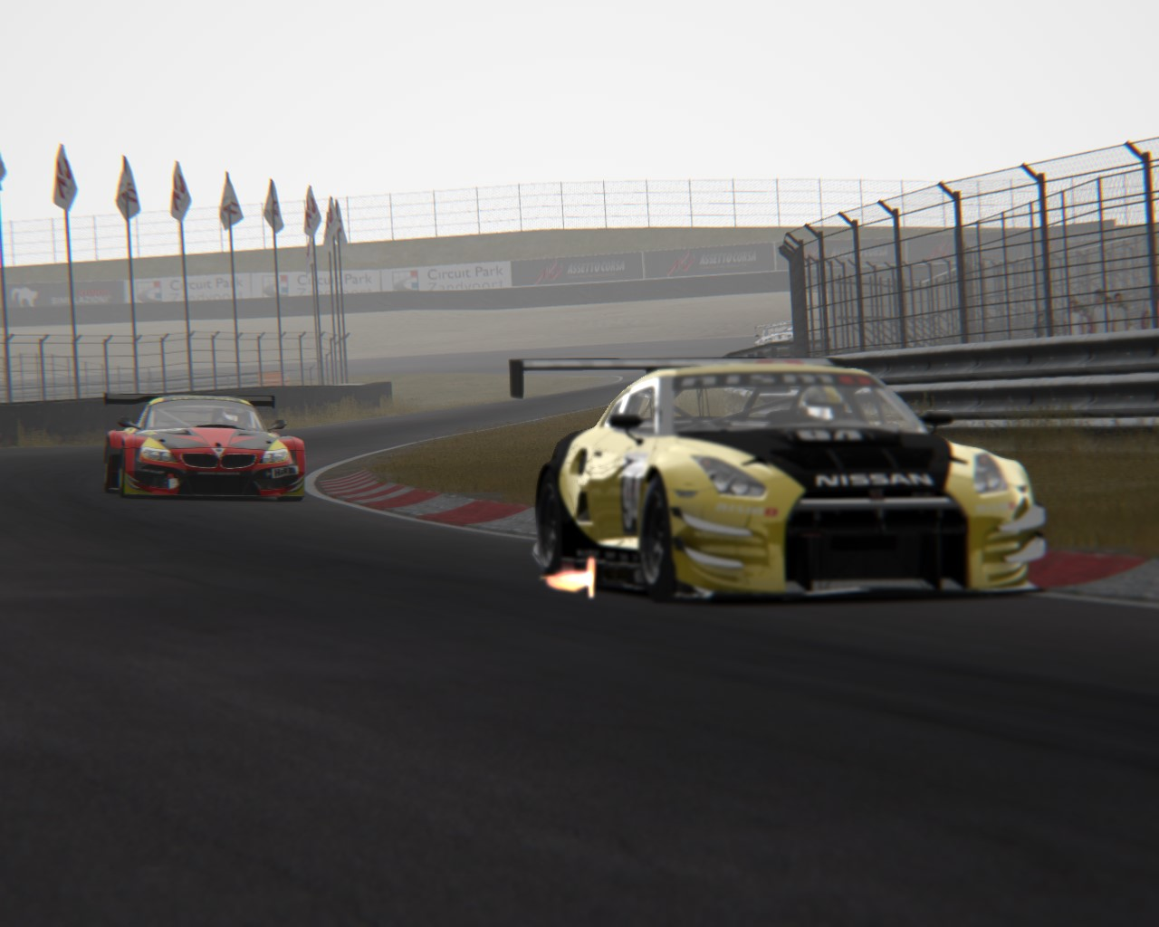 Zandvoort GT3 RD Race Club
